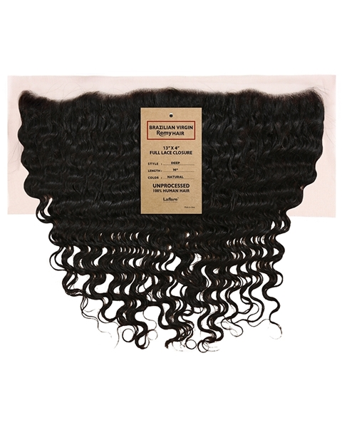 Picture of Brazilian Ear to Ear 13x4 Lace Closure _ DEEP