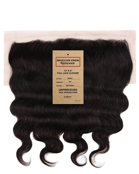 Picture of Brazilian Ear to Ear 13x4 Lace Closure _ BODY