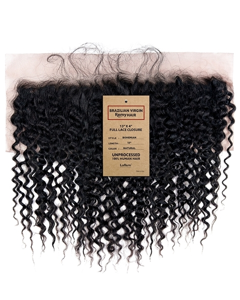 Picture of Brazilian Ear to Ear 13x4 Lace Closure _ BOHEMIAN