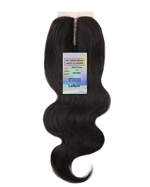 Picture of INDIAN LACE CLOSURE _ BODY WAVE