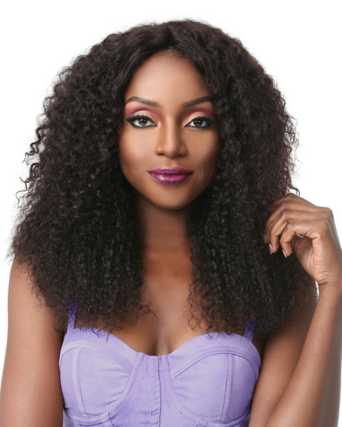 Picture of Brazilian Combo Pack WET & WAVY _ BOHEMIAN CURL (6 BUNDLES + 1 CLOSURE)