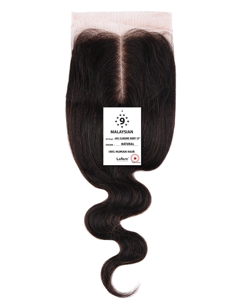 Picture of Malaysian 4X5 Lace Closure _ BODY WAVE