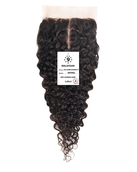 Picture of Malaysian 4X5 Lace Closure _ BOHEMIAN