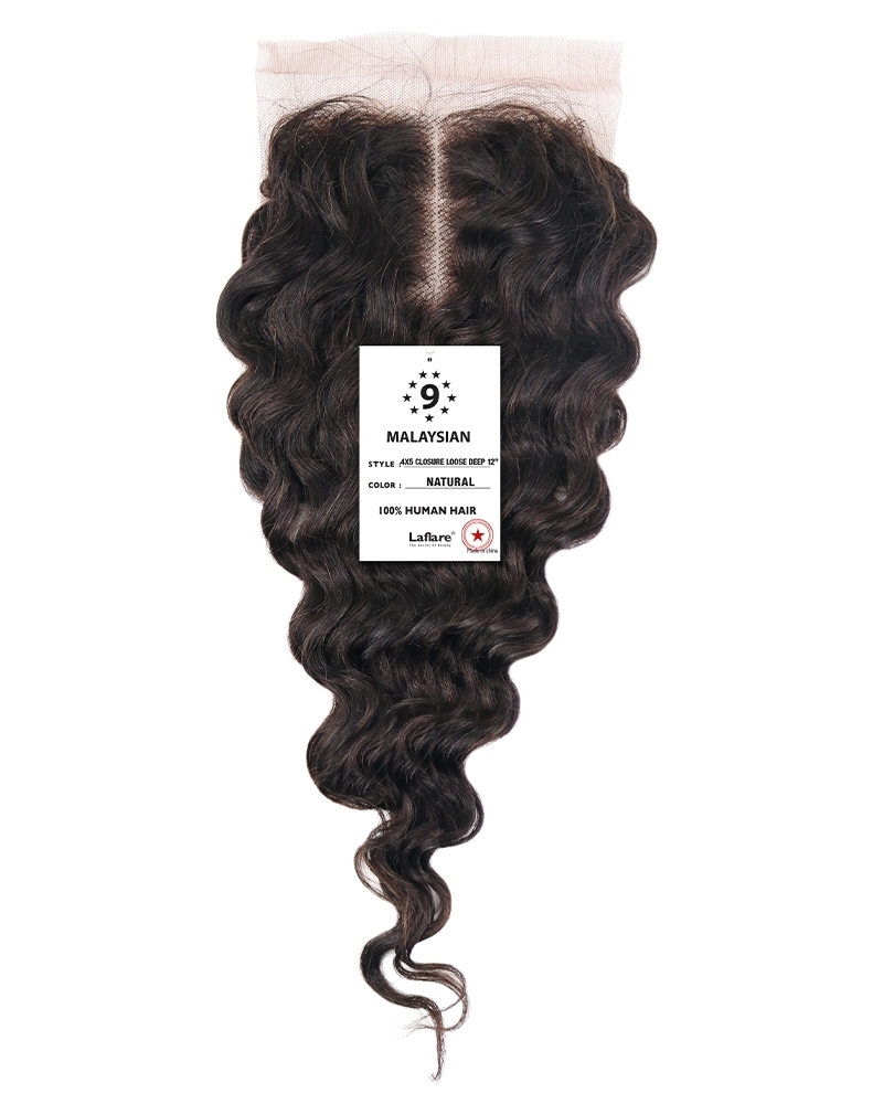 Picture of Malaysian 4X5 Lace Closure _ LOOSE DEEP