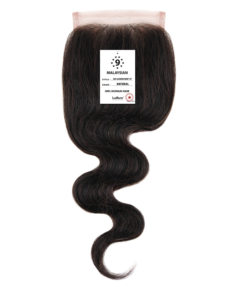 Picture of Malaysian 4X4 Lace Closure _ BODY