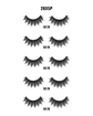 Picture of 3D FAUX MINK LASH_5 PAIRS VALUE PACK