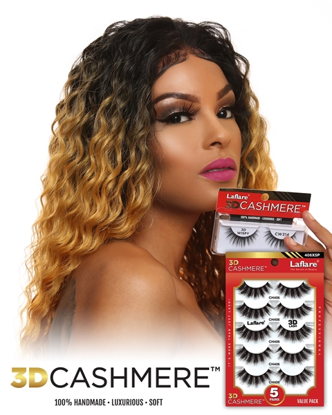 Picture of 3D CASHMERE LASH_5 PAIRS VALUE PACK